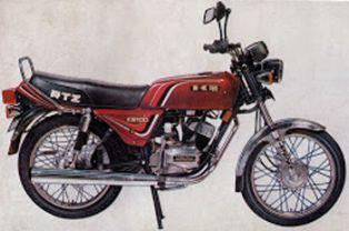 Kawasaki Bajaj KB 100, 1994