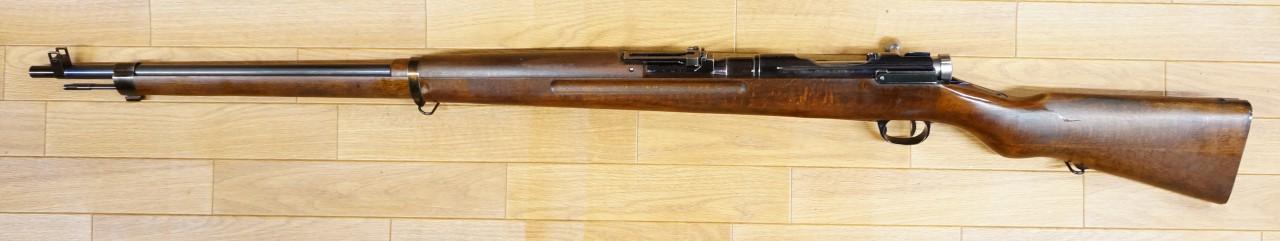 画像_三八式歩兵銃 ビンテージ仕様01