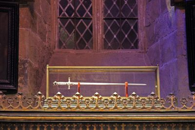sword of gryffindor