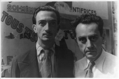 dali and man ray