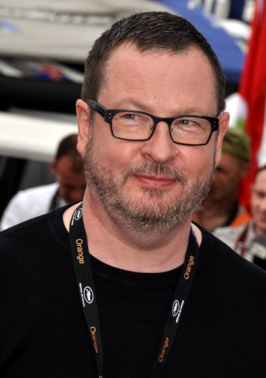 lars at cannes