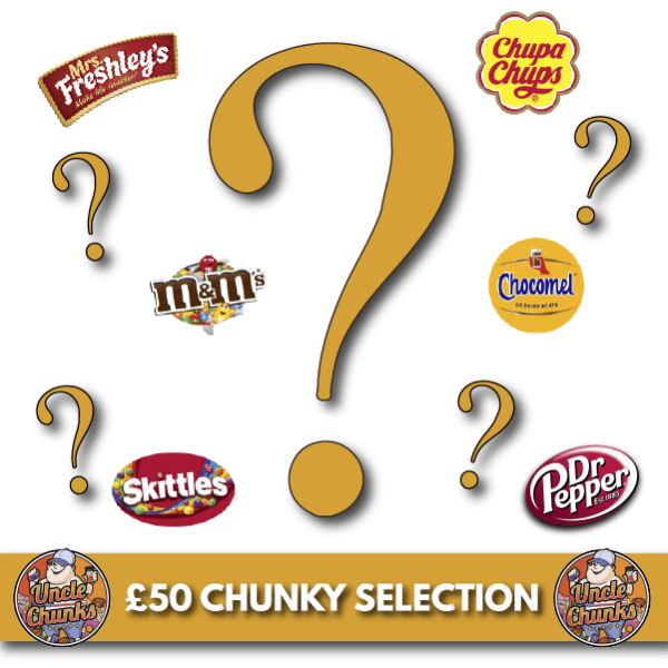 Uncle Chunks £50 mystery selection box