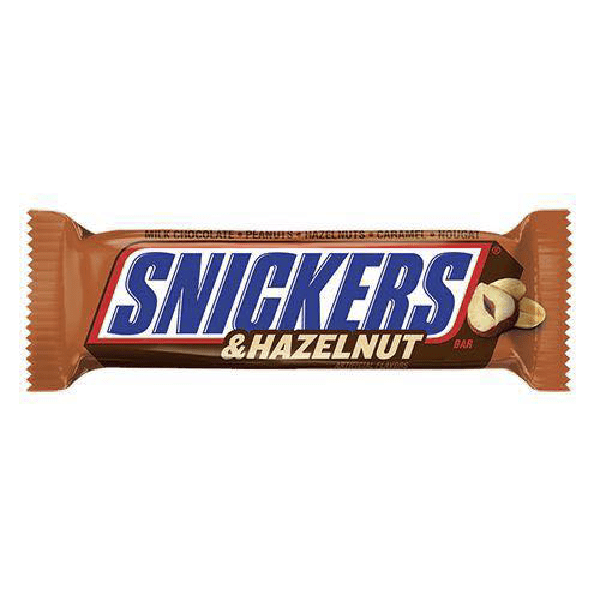 Snickers & Hazelnut Bar