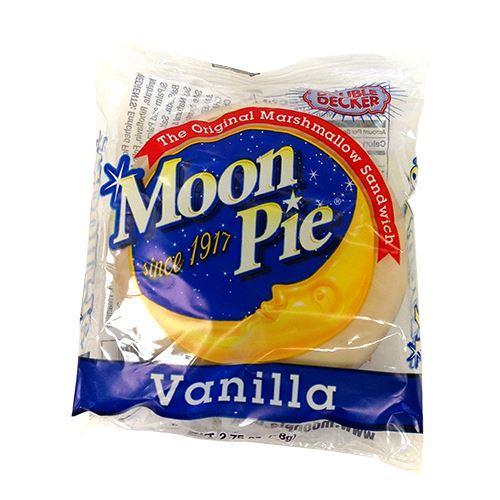 Moon Pie Vanilla Cake