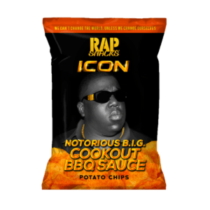 Rap Snacks Big Poppa Cookout BBQ Notorious B.I.G 300x300 1