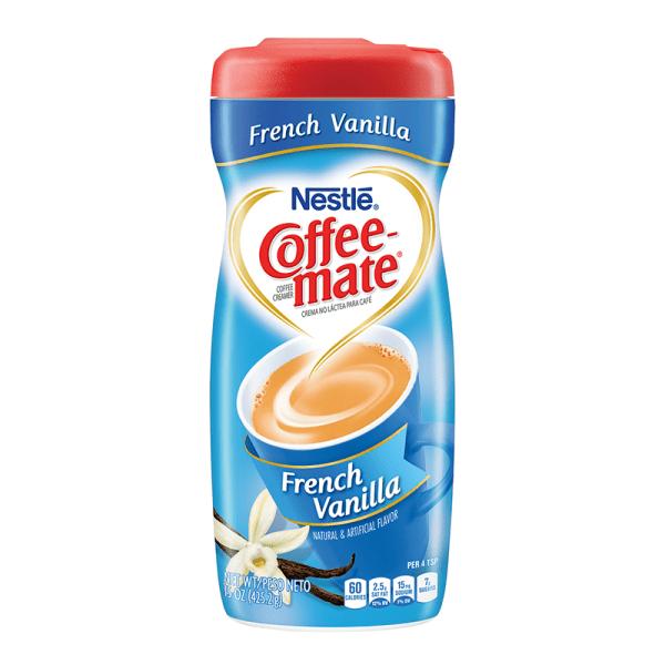 Coffee-Mate French Vanilla Coffee Creamer