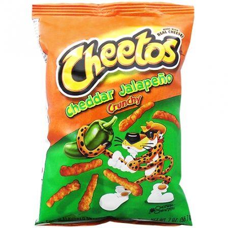 cheetos crunchy cheddar jalapeno 2oz 56g us 3279 p