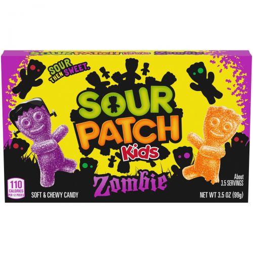 Sour Patch Kids Zombies Theatre Box