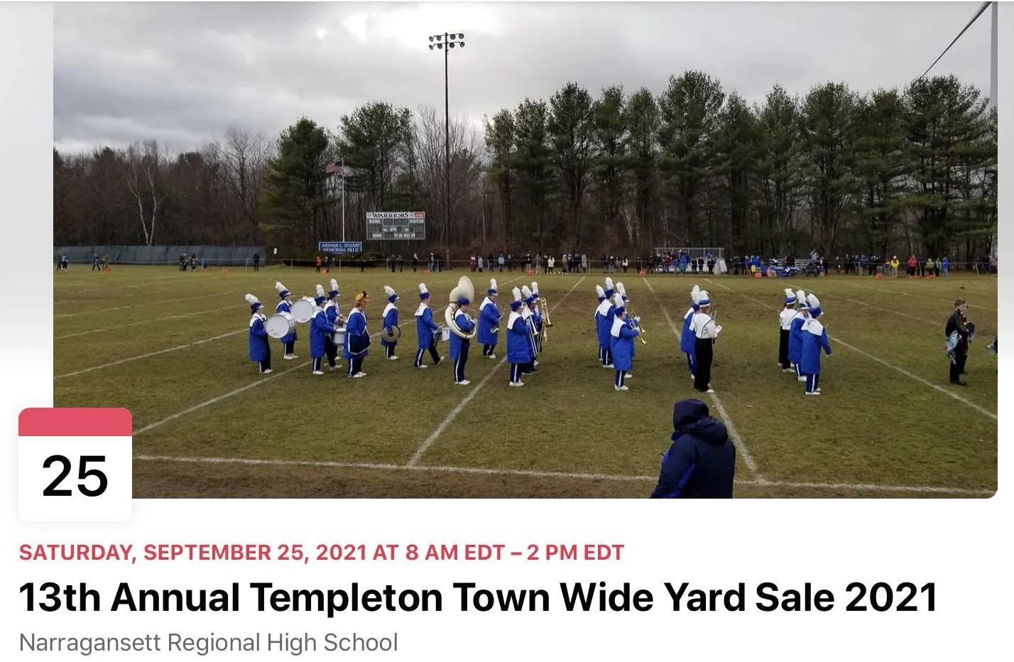 Templeton Town Wide Yard Sale copy