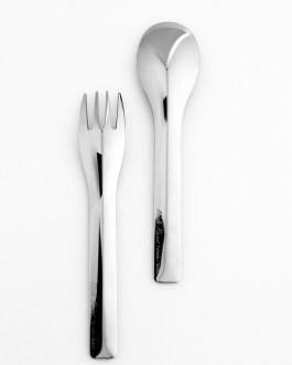 不銹鋼湯匙/叉子組