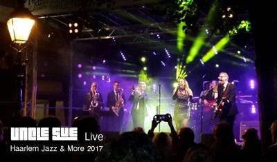 Uncle Sue Live op Haarlem Jazz & More 2017