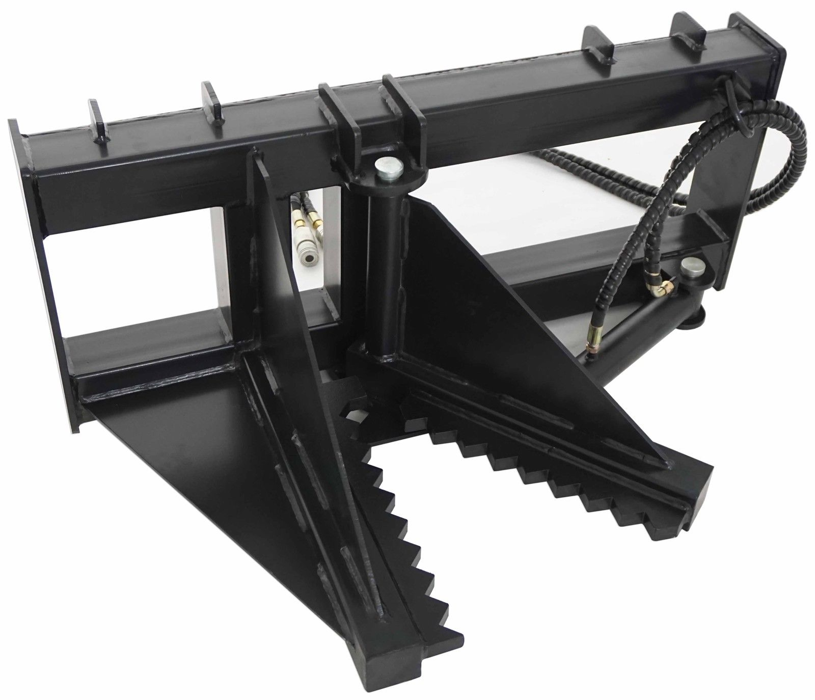 New Tree Amp Fence Post Puller Skid Steer Attachment Quick