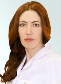 Яковлева Ольга Михайловна