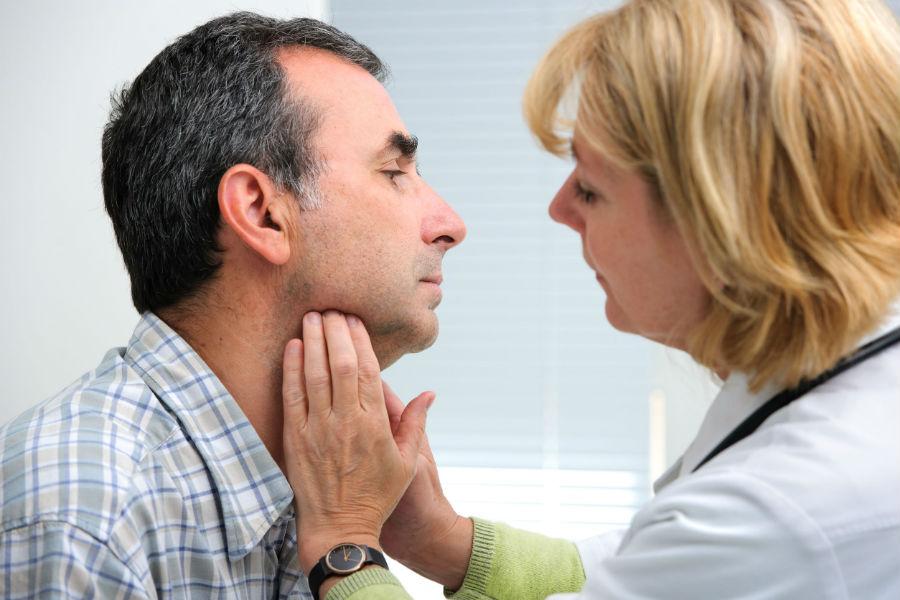 осмотр эндокринолога