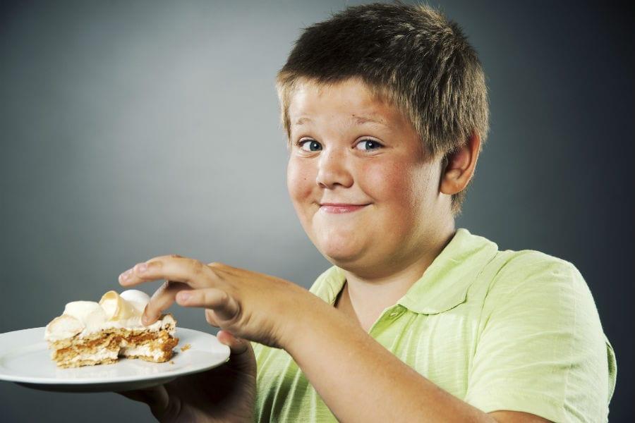 Где самые толстые дети и взрослые