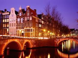 Amsterdam's 17th Century Canal Ring was named a UNESCO Heritage Site in 2010.