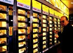 Window-shopping for fast food at FEBO.