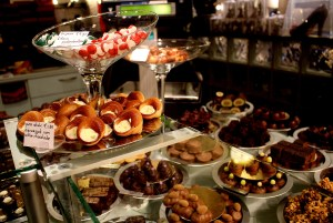 Chocolate is a girl's best friend at Jordino.