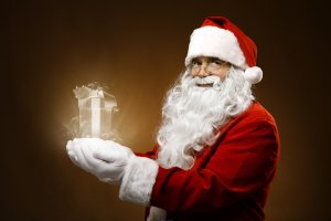 Santa Claus. Photo Credit: HD Wallpapers Inn, www.hdwallpapersinn.com/.