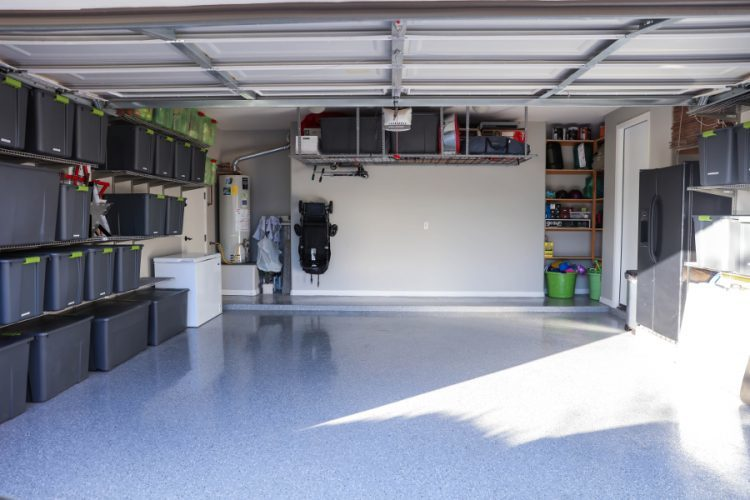 How To Declutter And Organize The Garage on Organized Garage  id=30705