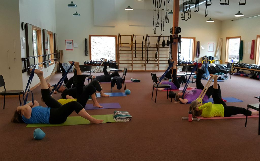Therapeutic Yoga at Uncommon Age Stillwater