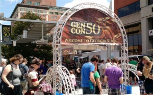 GenCon Food Trucks