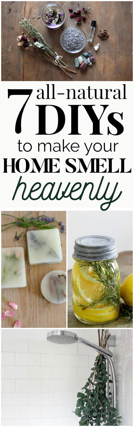 7 diy natural ways to make your home smell amazing for Things to make your house smell good