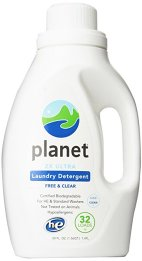 Planet Natural Laundry Detergent