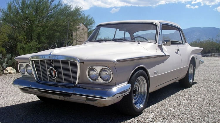 1962 Plymouth Valiant Signet Slant Six Comes Filled with Uncommon Potential
