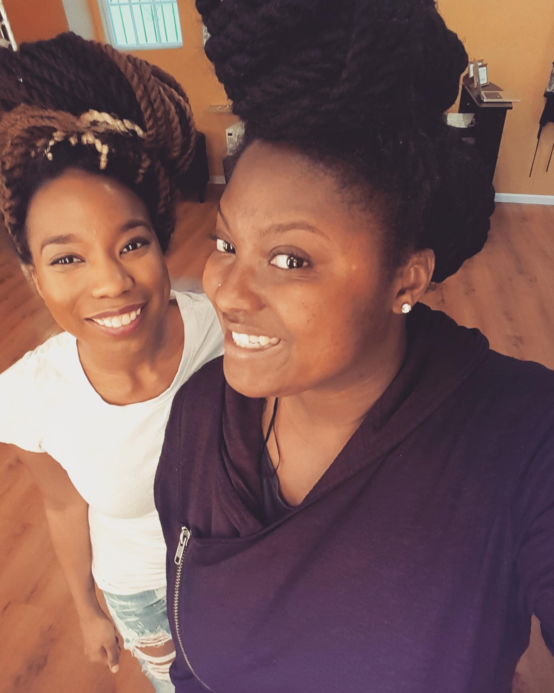 [Let's Talk Hair] Uncommonrealist chats with Baltimore's Natural Hair Guru, Zarah Charm