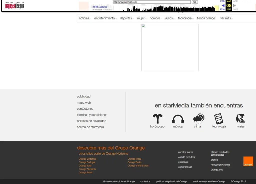latinmail en archive.org
