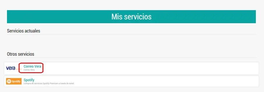 servicios vera cuentas