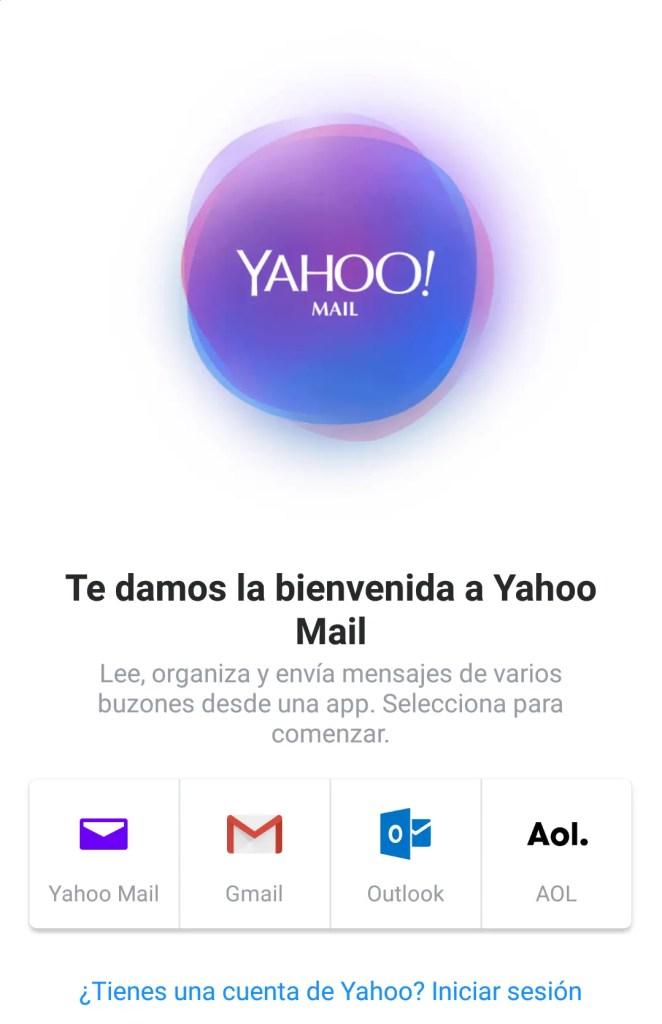 correo Yahoo