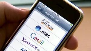 utilizar correo electronico celular