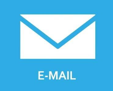 utilizar correo electronico correctamente