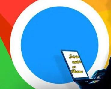 iniciar sesión en Chrome