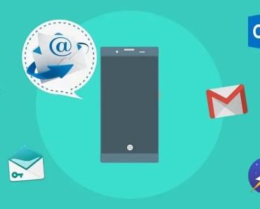 mejores aplicaciones de email para Android