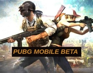 PUBG MOBILE BETA