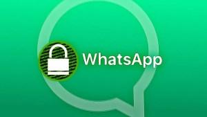 mensajes cifrados en WhatsApp