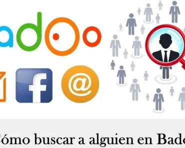 Cómo buscar a alguien en Badoo por nombre, email y Facebook