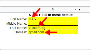 datos de email permutator