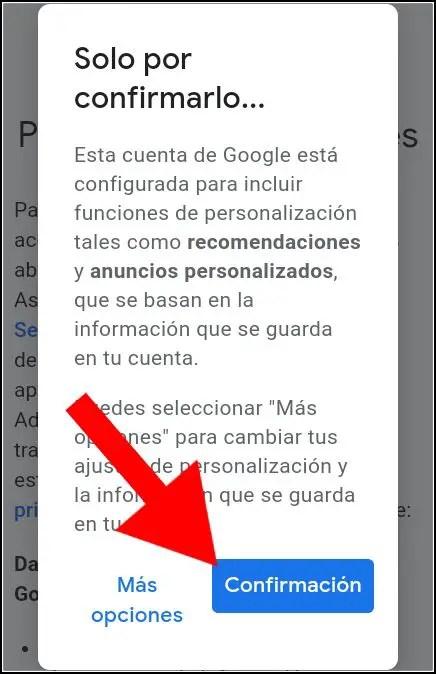 configurar publicidad de Google