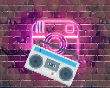 poner música Instagram