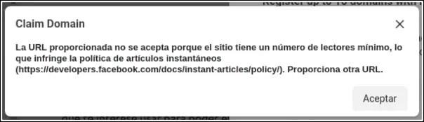 claim domain Facebook