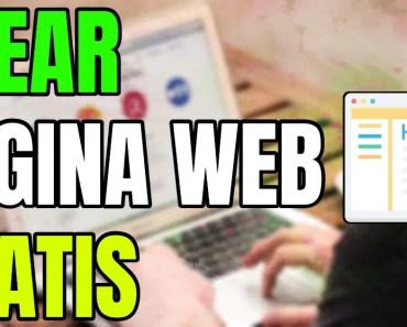 Cómo crear una página web gratis con WordPress, HTML o Wix fácilmente