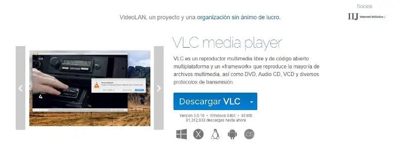 ¿Cómo ver archivos FLV en Windows 10_vlc media player