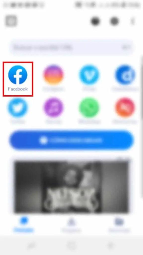 Descargar vídeos privados de Facebook en Android_2