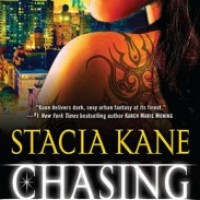 Chasing Magic (Downside Ghosts #5) – Stacia Kane