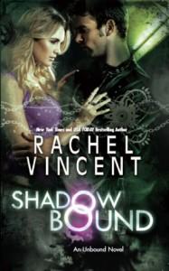 Review: Shadow Bound (Unbound #2) – Rachel Vincent