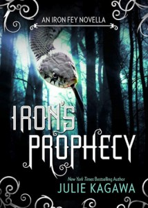 Review: Iron's Prophecy (The Iron Fey #4.5) – Julie Kagawa